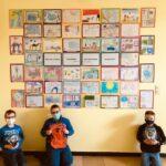 Malaktion an der Soeste-Schule Barßel